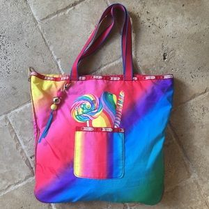 Dylan's Candy Bar RARE EXCLUSIVE LeSportsac bag